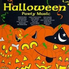 Various Artists : Halloween Party Music CD (1996)