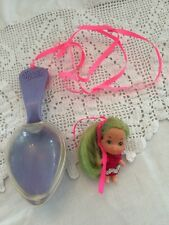 1978 Mattel Liddle Kiddles SWEET TREATS Spoon DOLL Locket