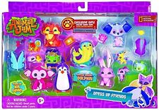 Animal Jam Dress Up Friends Exclusive Figure Set