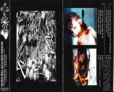 STONE WIRED Bones CASSETTE Death Industrial Power Electronics Brighter Death Now