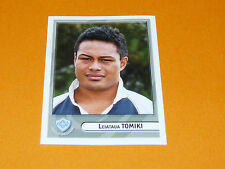 N°195 TOMIKI CASTRES OLYMPIQUE PANINI RUGBY 2007-2008 TOP 14 FRANCE