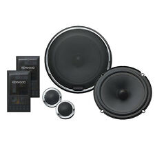 "Kenwood eXcelon KFC-X1730P 6-1/2"" 2-Way High Performance Component Speaker New"