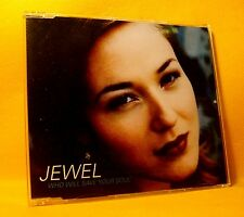 MAXI Single CD Jewel Who Will Save Your Soul 3TR 1995 Soft Pop Rock