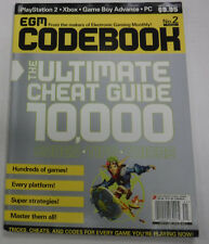 EGM Codebook Magazine Ultimate Cheat Guide June 2004 No.2 081715R