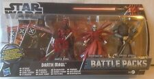 STAR WARS Battle Packs With DARTH MAUL, NIGHTSISTER and SAUAGE OPRESS FIGURES
