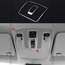 Stainless Front reading light cover trim For Mercedes-Benz B Class W246 12-2016