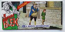IL GRANDE BLEK striscia Serie XXIII n° 213 Dardo 2001 A COLORI