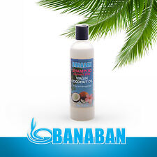 BANABAN Extra Virgin Coconut Oil Sulphate Free SHAMPOO 300ml