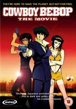 COWBOY BEBOP - DVD - REGION 2 UK
