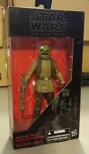 Resistance Trooper Star Wars Black Series #10 Variant Green Helmet