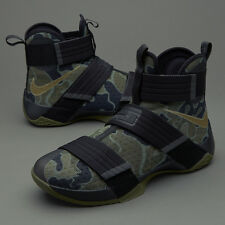 Nike LeBron Soldier 10 SFG Army Camo Size 13. 844378-022 Kyrie cavs mvp finals