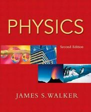 Physics by James S. Walker (2003,Hardcover, Revised) College Text Book-Edition2
