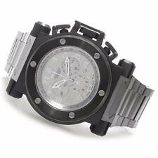 INVICTA 51MM MENS COALITION FORCES JASON TAYLOR LE BLACK BRACELET WATCH 14513