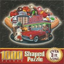 Banana Split 1000 Pc Shaped Puzzle By Sure Lox