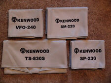 DUST COVER Kenwood TS-820S or TS-830S or TS-520S or TS-530S or R-820