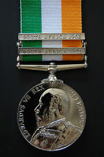 (SILVER) KINGS SOUTH AFRICA MEDAL ( A BEAUTIFUL COPY MEDAL),
