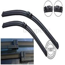 "1 Pair Flat Wiper Blades Blade 32""30"" For CITROEN C4 Grand Picasso 2006-2008 New"