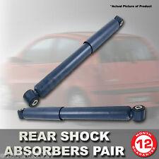 FIAT PUNTO MK2 1999-2006 REAR SHOCK ABSORBERS X 2 NEW SHOCKERS SHOCKS DAMPERS