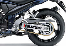 Suzuki Bandit Logo Sticker x 2 - Perfect Swinging Arm  All Colours non oem