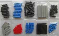 LEGO TECHNIC Assortiment Lot 100 Connecteurs Pin Stopper Bush Axle Vrac Kg NEUF