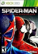 Spider-Man Shattered Dimensions Xbox 360