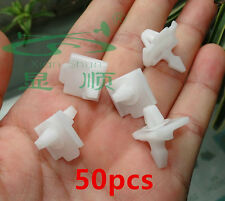 50x Mercedes Benz W214 W201 190 Exterior Side Door Moulding Clips