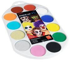 Farben Gesichtsfarbe Schminke Wasser Kinder Körperfarbe Beste Theaterschminke