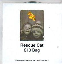 (BR956) Rescue Cat,  £10 Bag - DJ CD