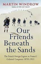 Our Friends Beneath the Sands, Martin Windrow