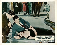 SERENADE MARIO LANZA SARITA MONTIEL INJURED ORIGINAL LOBBY CARD