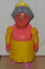 "Nickelodeon Dora the Explorer 4"" Poseable Abuela/Grandma figure Toy"