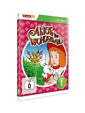 ALICE IM WUNDERLAND DVD 1 (TV-SERIE)  DVD NEU