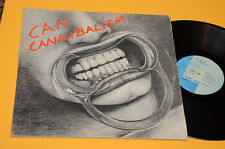 CAN 2LP CANNIBALISM 1°ST ORIG FRANCIA 1978 EX+ GATEFOLD COVER TOP PROG