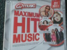 MAXIMUM HIT MUSIC (Q Music) 01 2011 Rihanna, Kylie Minogue, Amy Mac Donald, P!nk