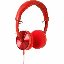 Nixon Nomadic Foldable Headphones - Red