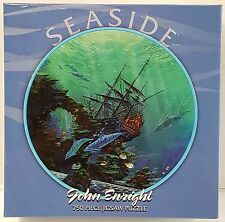 CEACO® 750pc ROUND John Enright SEASIDE Puzzle Jig Saw 750 PIECE MADE IN USA