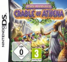 NINTENDO DS 3DS JEWELMASTER CRADLE OF ATHENA Neuwertig
