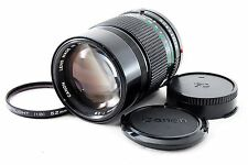 Canon New FD NFD 135mm f/2.8 f2.8 Telephoto MF lens Excellent+ from Japan