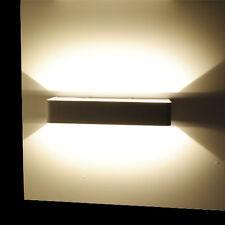Applique da parete a led 12w luce calda lampada parete 220v arredo casa salone