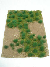 JTT (HO-Scale) 95601 Scenery 5x7 Landscaping Details - Green Grassland - NIB