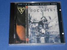 R.E.M. - Document - CD SIGILLATO