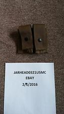 USMC MOLLE II DOUBLE 40MM HIGH EXPLOSIVE MULTI PURPOSE POUCH COYOTE BROWN