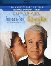 Father of the Bride: 2-Movie Co (2012, Blu-ray NEUF) BLU-RAY/WS/20th Anniv. ED.2