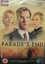 PARADE'S END DVD [Benedict Cumberbatch]  BRAND NEW - FACTORY SEALED