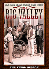 The Big Valley - Season 4 (OFFICIAL RELEASE) - FREE SHIPPING!!!