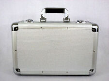 Aluminum Carrying Case #345 with Adustable/Removable Compartments