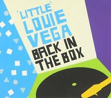 LITTLE LOUIE VEGA = Back in the Box =MIXED=2CD= DEEP+GARAGE+ACID+HOUSE+GROOVES!