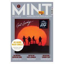MINT Magazin für Vinyl-Kultur Nr.7 (10/16) Daft Punk - Get Lucky Cover NEU!