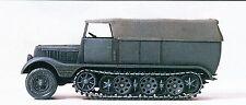 Militär Halbketten-Zugmaschine 3 to (SdKfz 11) 1939-45 Preiser 16538 Figuren OVP
