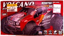 RedCat Racing Volcano EPX 1/10 Scale Electric 4WD RC Remote Monster Truck - Blue